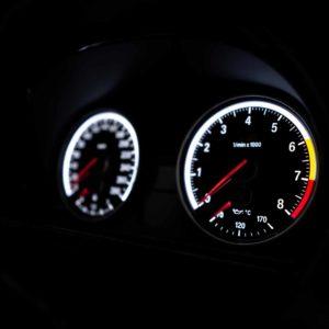 Tachobeleuchtung Tachoumbau BMW 3er 4er 5er