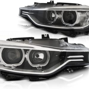 F30 F31 Scheinwerfer ohne Xenon Halogenscheinwerfer LED
