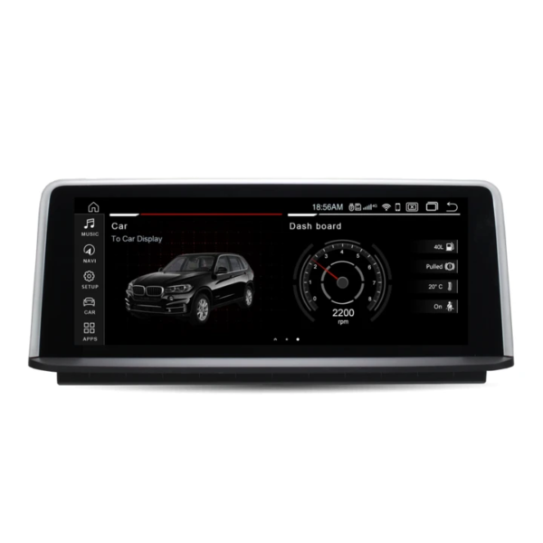 F20 F21 Android Multimediasystem Navi BKm